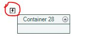 container flash
